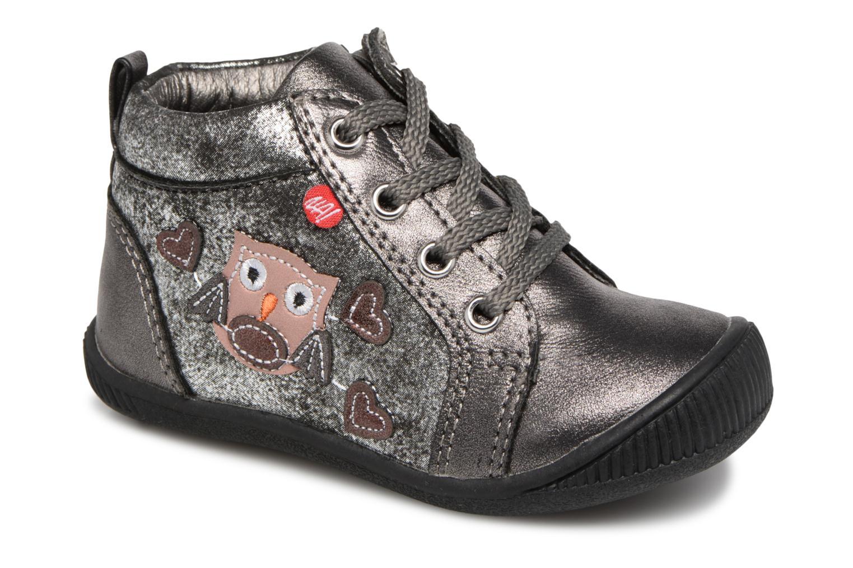 Boots en enkellaarsjes NA! Zilver