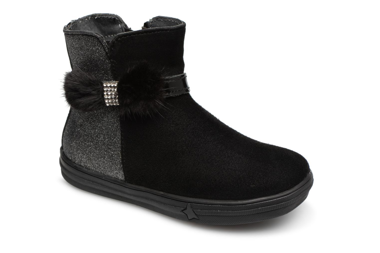 Boots en enkellaarsjes NA! Zwart