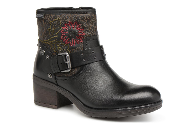 Boots en enkellaarsjes Pikolinos Zwart