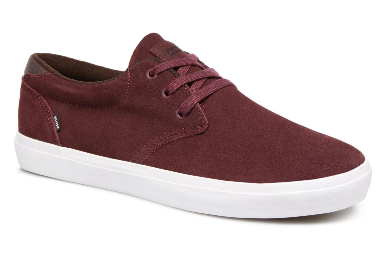 Sneakers Globe Rood