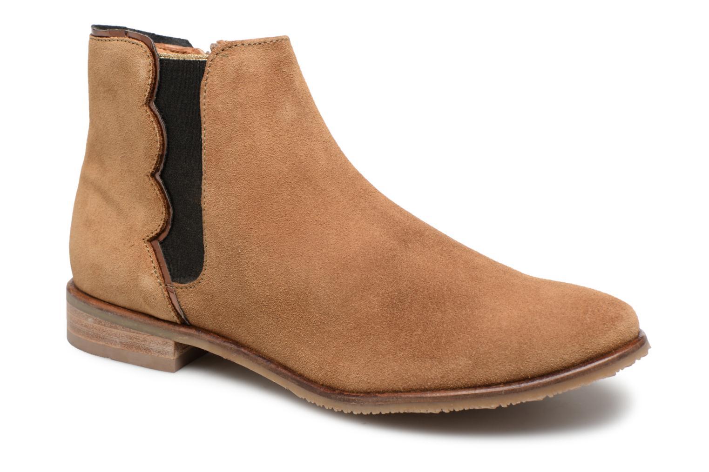 Boots en enkellaarsjes Adolie Bruin