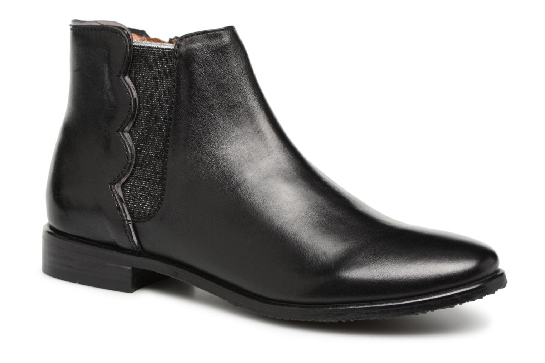 Boots en enkellaarsjes Adolie Zwart