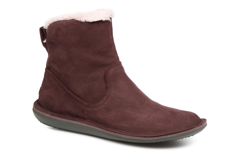 Boots en enkellaarsjes Camper Paars