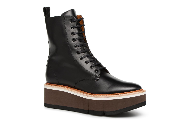 Boots en enkellaarsjes Clergerie Zwart