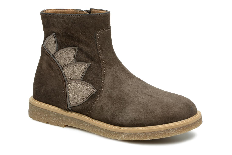 Boots en enkellaarsjes Unisa Grijs