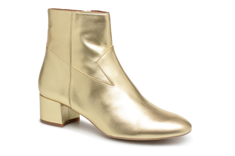 Boots en enkellaarsjes Georgia Rose Goud en brons