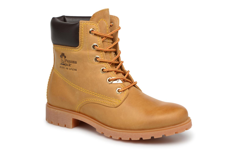 Boots en enkellaarsjes Panama Jack Geel