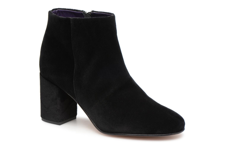Boots en enkellaarsjes Anaki Zwart