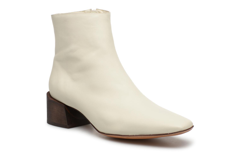 Boots en enkellaarsjes Mari Giudicelli Wit