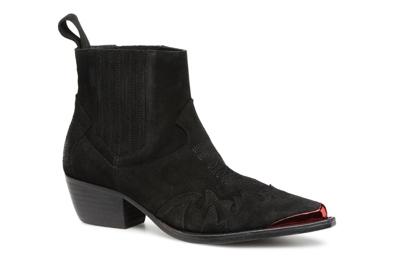 Boots en enkellaarsjes Zadig & Voltaire Zwart