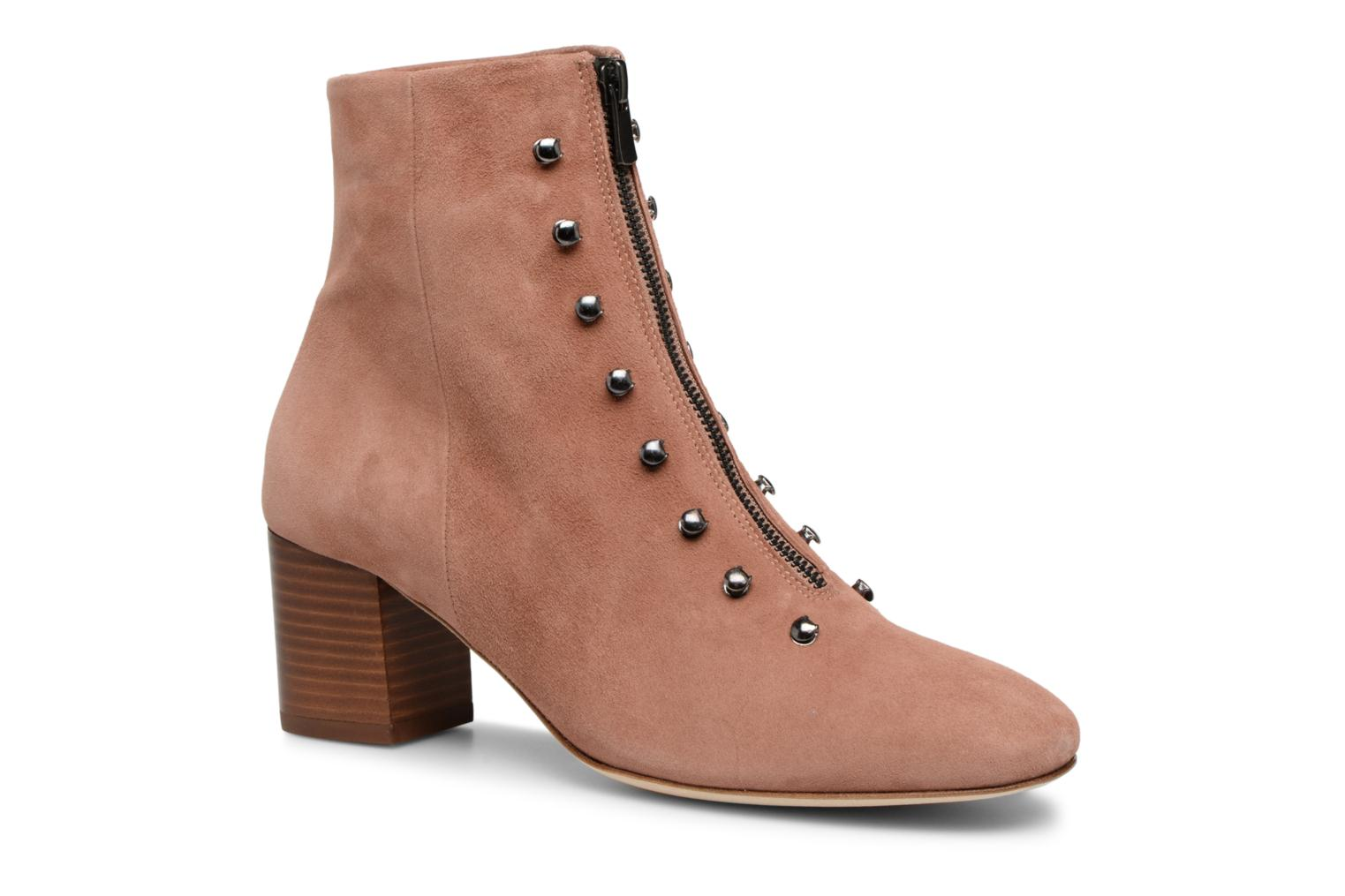Boots en enkellaarsjes An Hour And A Shower Roze
