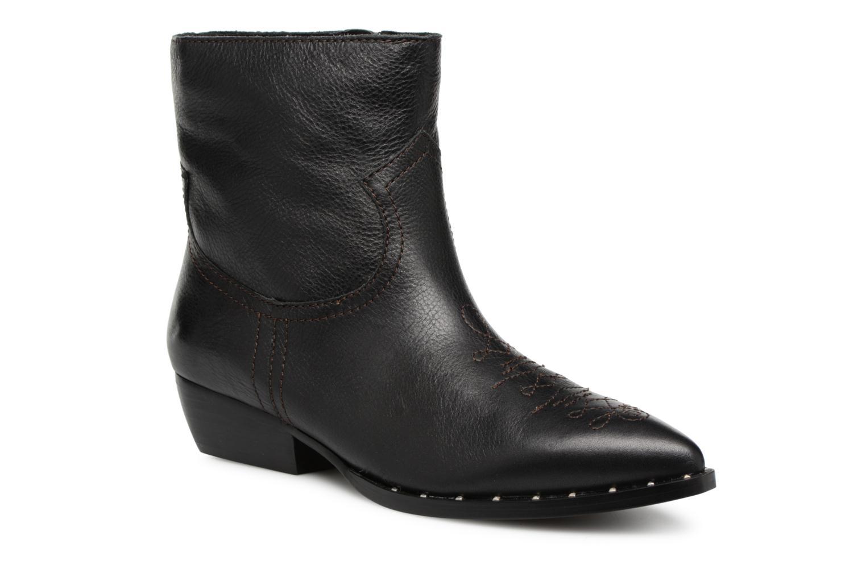 Boots en enkellaarsjes Sam Edelman Zwart