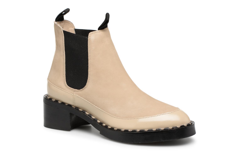 Boots en enkellaarsjes Another Project Beige