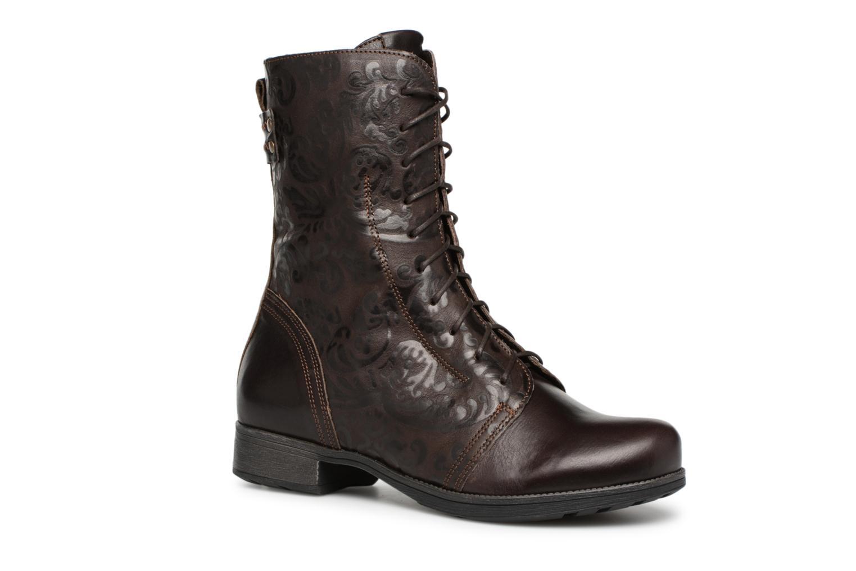 Boots en enkellaarsjes Think! Bruin