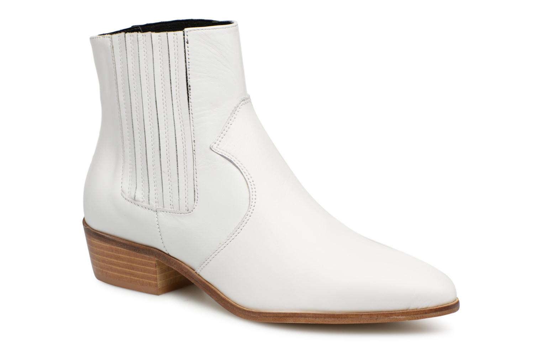 Boots en enkellaarsjes Rebecca Minkoff Wit