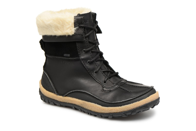 Boots en enkellaarsjes Merrell Zwart