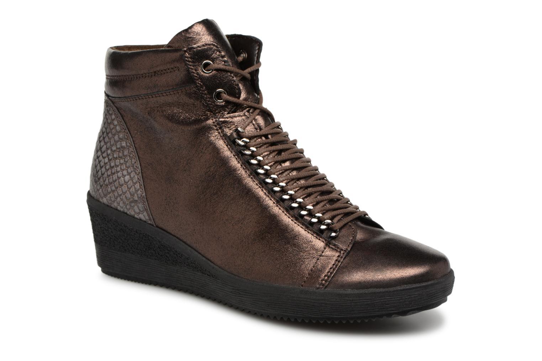 Boots en enkellaarsjes Gabor Goud en brons