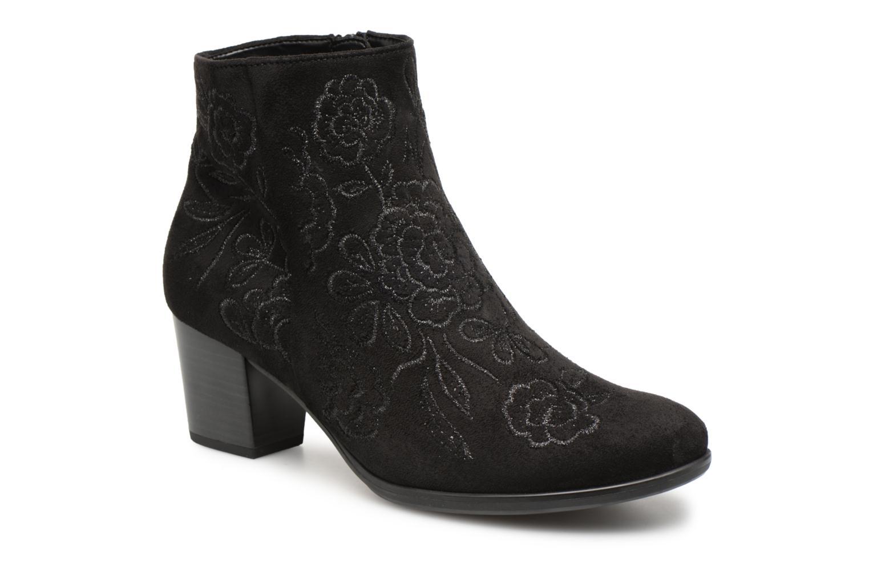 Boots en enkellaarsjes Gabor Zwart