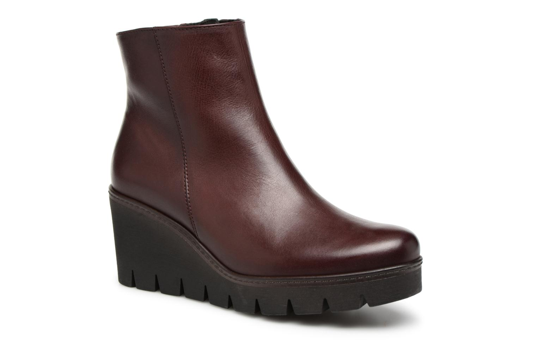 Boots en enkellaarsjes Gabor Bordeaux
