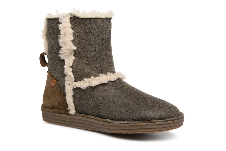 Boots en enkellaarsjes El Naturalista Groen