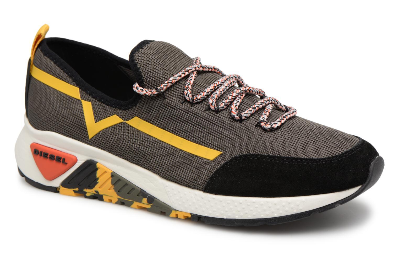 Sneakers Diesel Groen