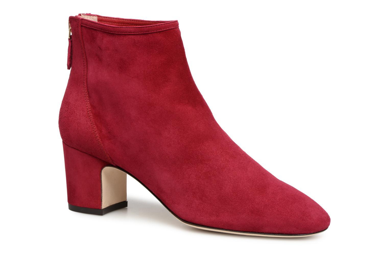 Boots en enkellaarsjes L.K. Bennett Rood