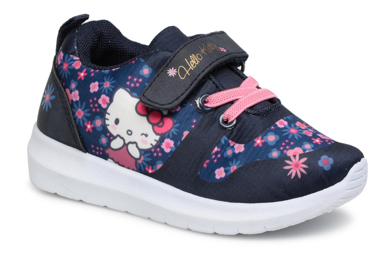 Sneakers Hello Kitty Blauw
