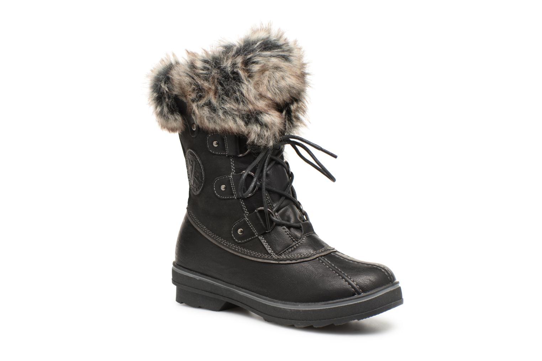 Boots en enkellaarsjes Kimberfeel Zwart