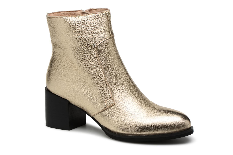 Boots en enkellaarsjes Shoe the bear Goud en brons