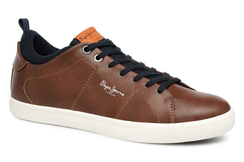 Sneakers Pepe jeans Bruin