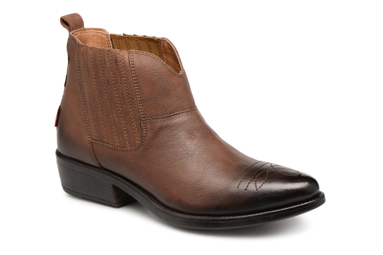 Boots en enkellaarsjes Levi's Bruin