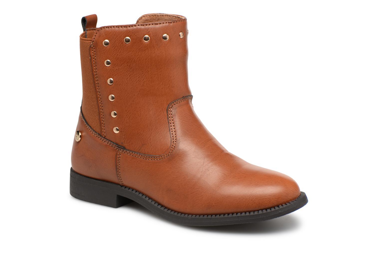Boots en enkellaarsjes Xti Bruin