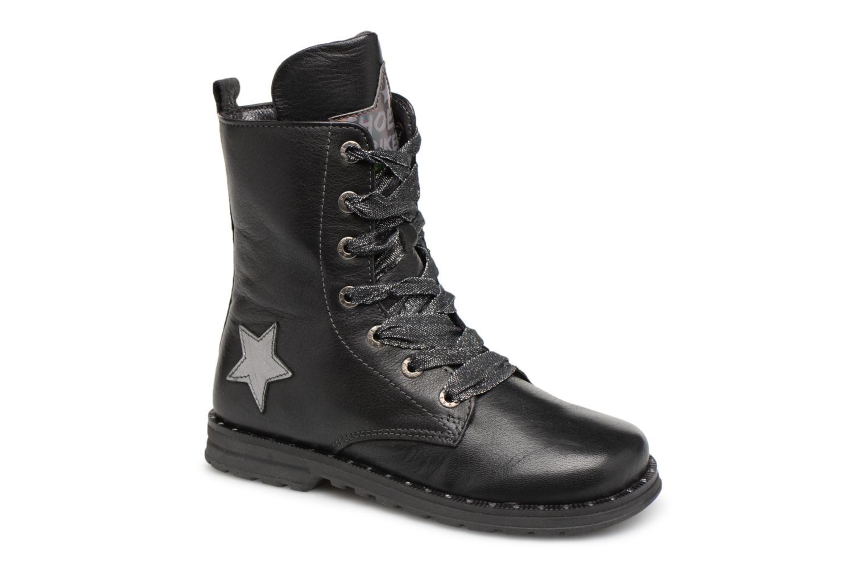 Boots en enkellaarsjes Shoesme Zwart