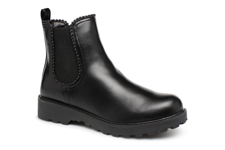 Boots en enkellaarsjes Guess Zwart