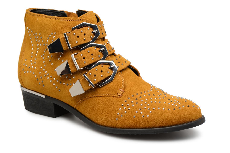 Boots en enkellaarsjes Bronx Geel
