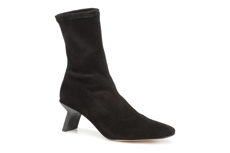 Boots en enkellaarsjes Miista Zwart