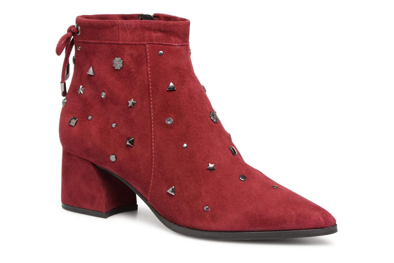 Boots en enkellaarsjes Bruno Premi Bordeaux
