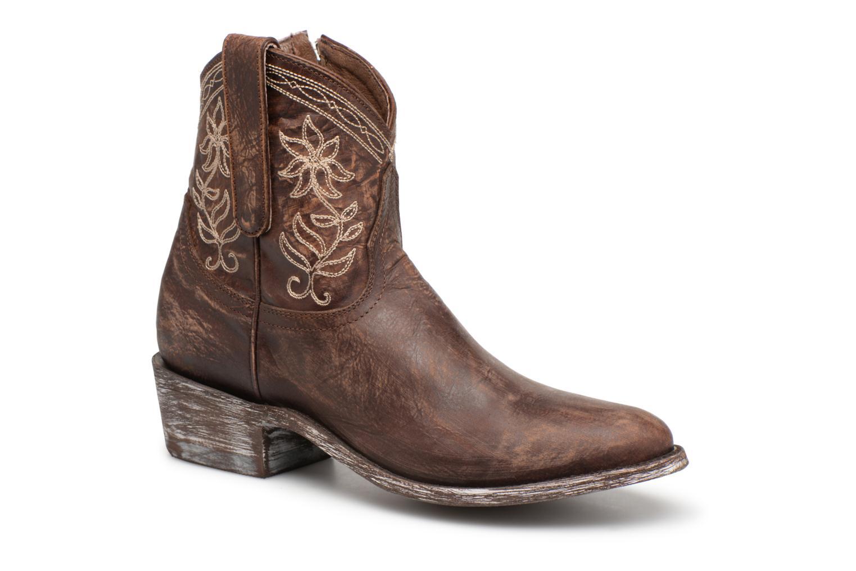 Boots en enkellaarsjes Mexicana Bruin