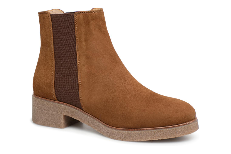 Boots en enkellaarsjes Unisa Bruin