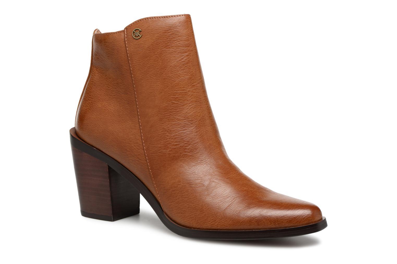 Boots en enkellaarsjes Chattawak Bruin