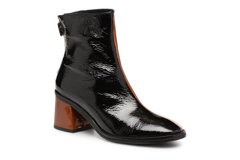 Boots en enkellaarsjes Miista Bruin