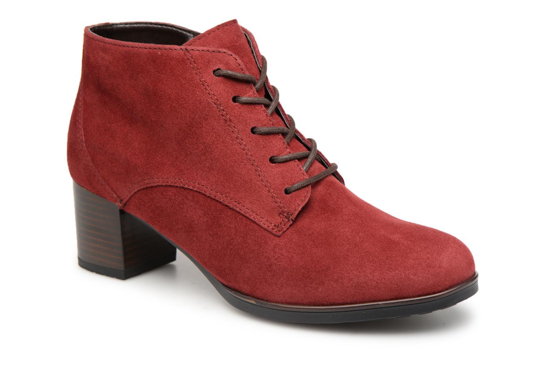 Boots en enkellaarsjes Ara Rood