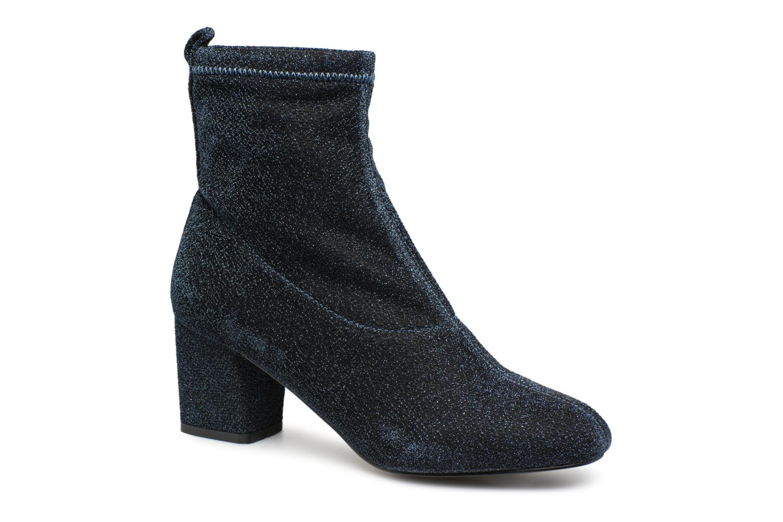 Boots en enkellaarsjes Pieces Blauw