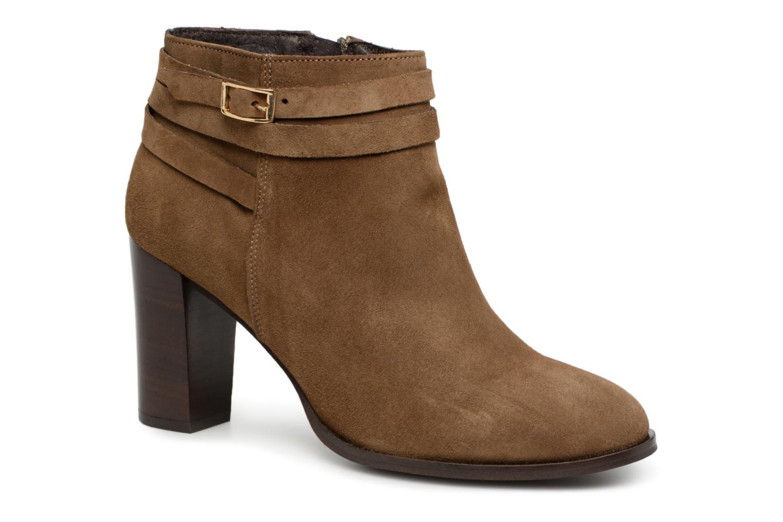Boots en enkellaarsjes COSMOPARIS Groen