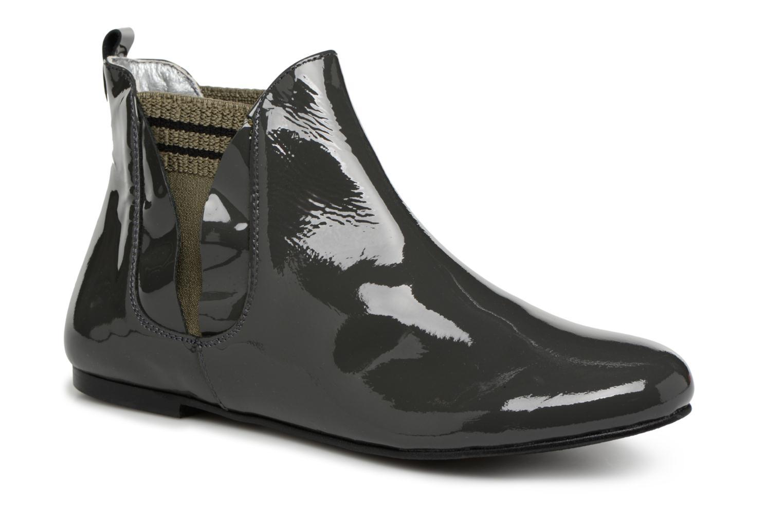 Boots en enkellaarsjes Ippon Vintage Grijs