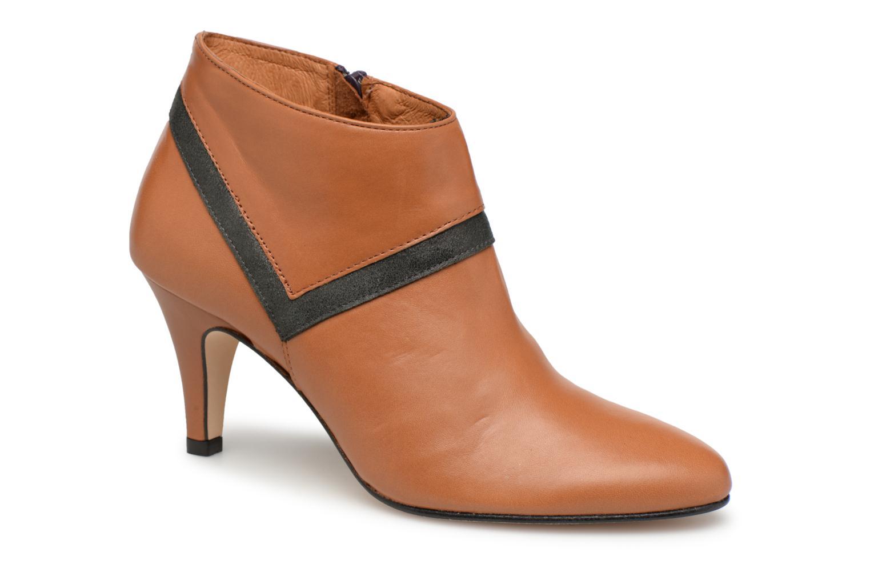 Boots en enkellaarsjes Ippon Vintage Bruin