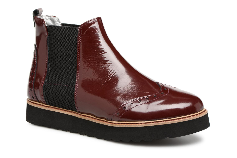 Boots en enkellaarsjes Ippon Vintage Bordeaux