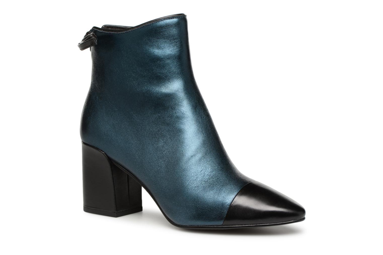 Boots en enkellaarsjes What For Blauw