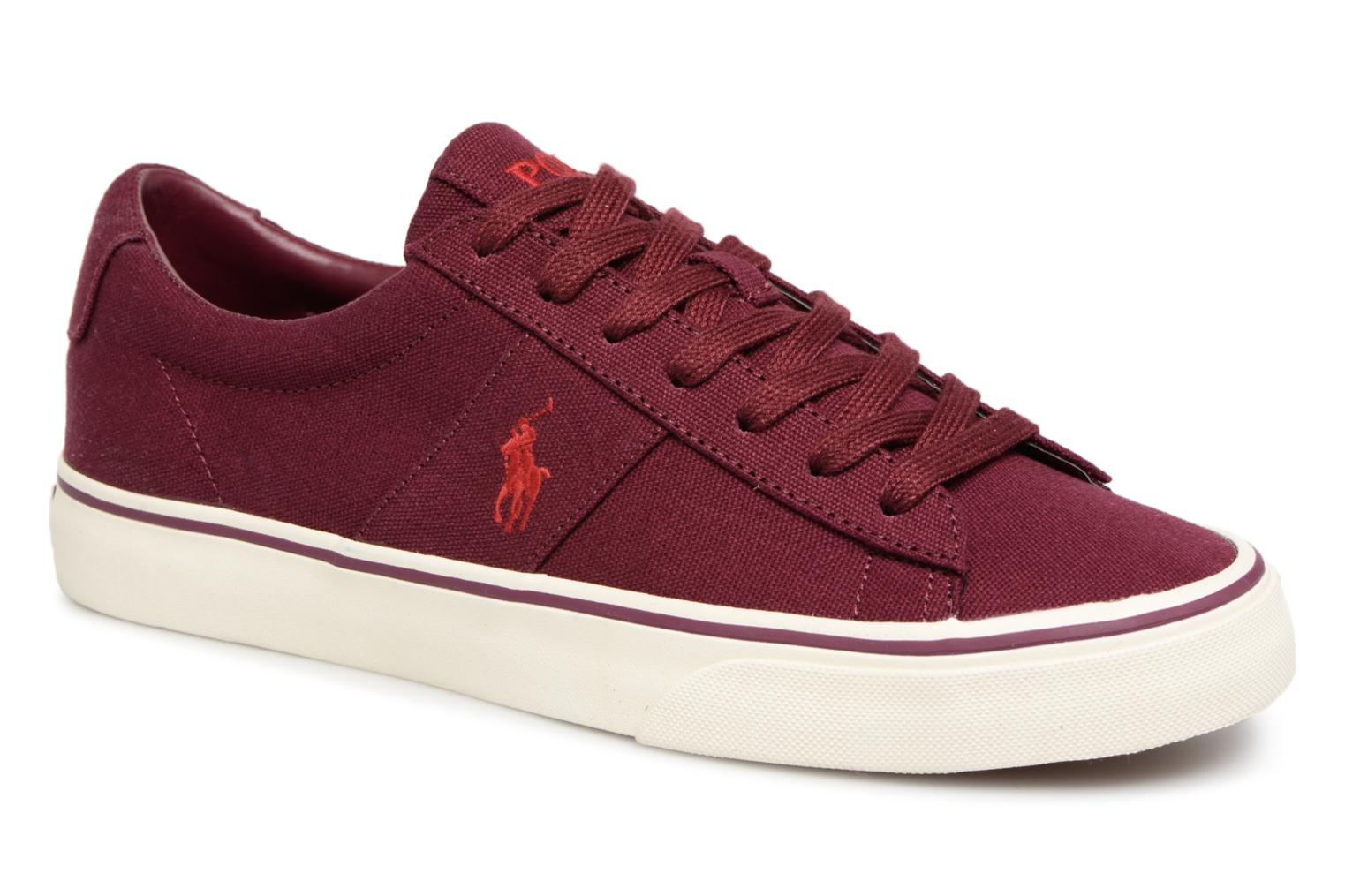 Sneakers Polo Ralph Lauren Bordeaux