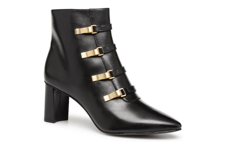 Boots en enkellaarsjes What For Zwart